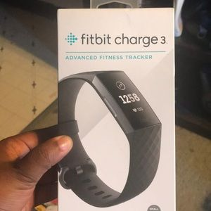 Fitbit Charge 3 (Advanced Fitness Tracker)
